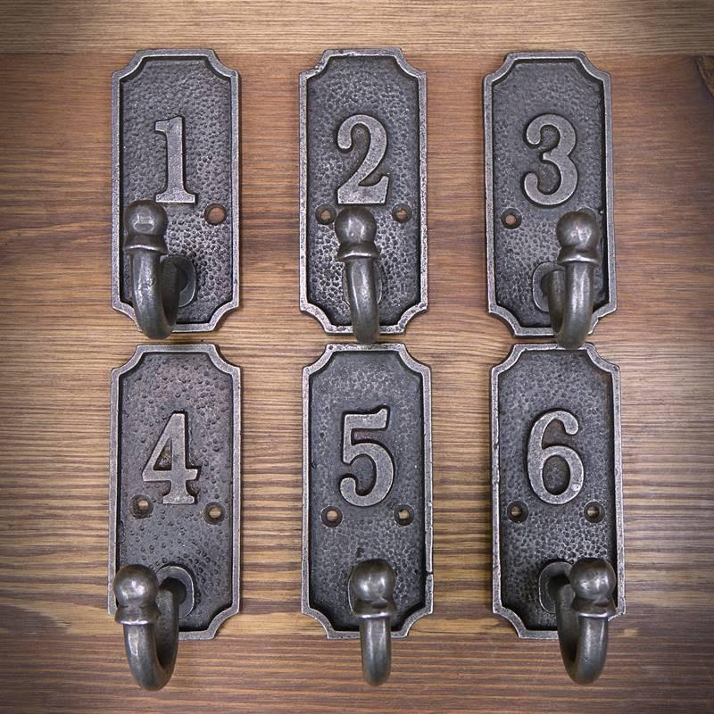 Hanger NUMBER 1-6