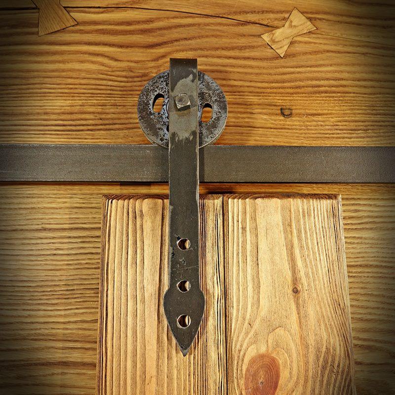 sliding door guide loft