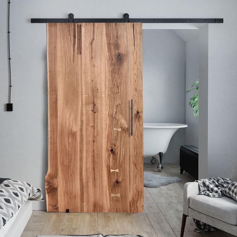Oak Sliding Door ONE BOARD
