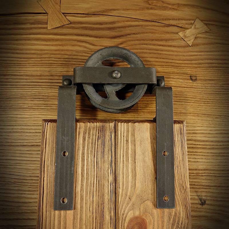 prowadnica barn doors