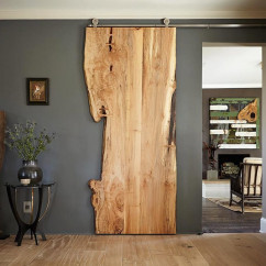 Oak Sliding Door ONE BOARD