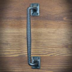 Door handle ROBIN Steel