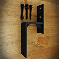 Wall Bypass Bracket For Installing The Second Guide