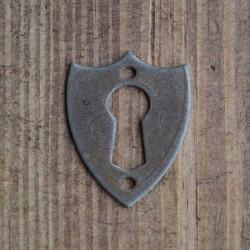 Key emblem / badge RUSTYK