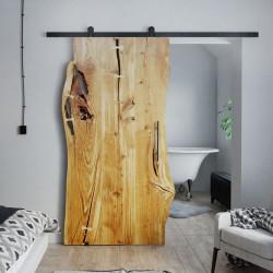 Oak Sliding Door ONE BOARD Premium