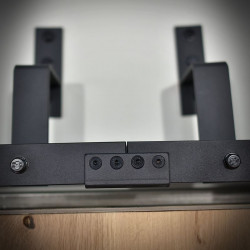 Sliding Door Rails Connector
