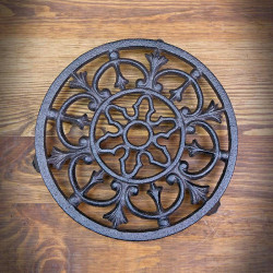 Cast Iron Kitchen Stand
