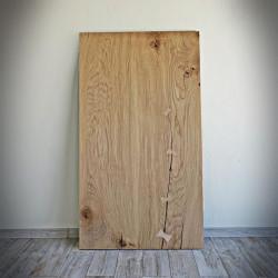 Oak tabletop ANTIQUE 80,90x120-200 cm