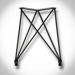 metal bench leg