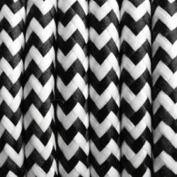 black & white cable
