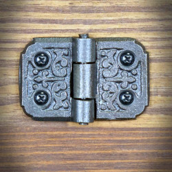 Furniture Hinge DECORATIVE 50mm