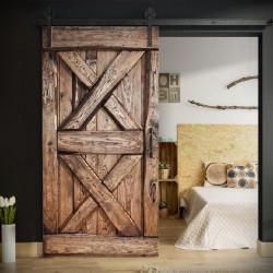 białe drzwi przesuwne