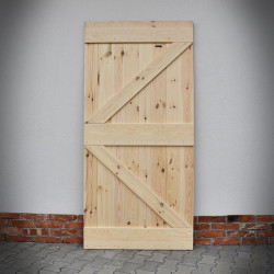 Wooden Doors For Sliding Systems - 2Z