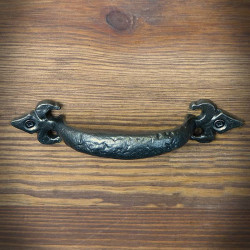 Furniture handle RICHMOND 120mm steel