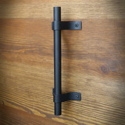 Handle handle for sliding doors