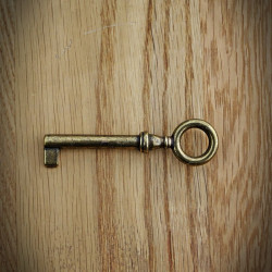 DROBNY furniture key