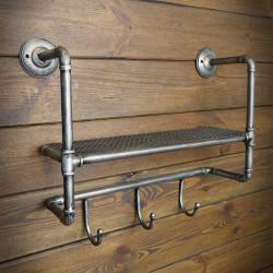 metalowa półka