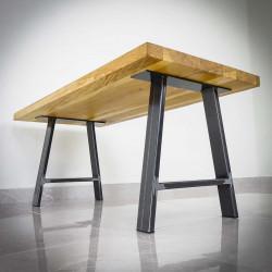 noga metalowa do stołu