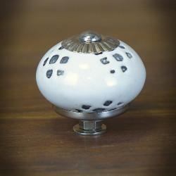 CERAMIC furniture knob