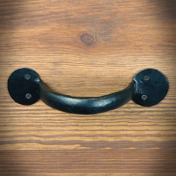 CHAIN ​​HANDLE COVER 150 black