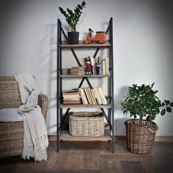 GART bookcase slanted