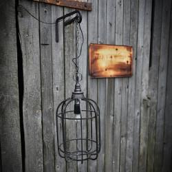 Hanging Lamp CAGE