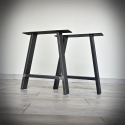 Steel Leg Type A (40x45cm)