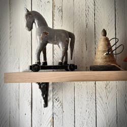 Oak Shelf 20x80cm