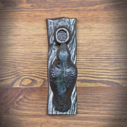 Door knocker WOODPECKER