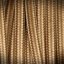 braided electrical cable