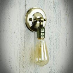 lampa ścienna e27 loft