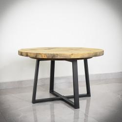 noga retro do stolika