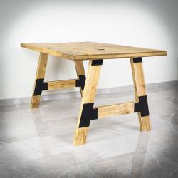 vintage table leg