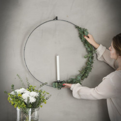 CANDLE HOLDER RING