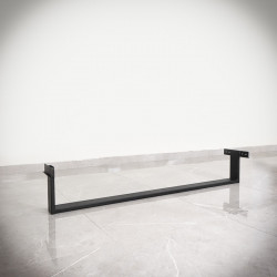 metal bed leg