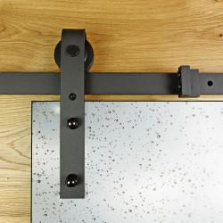 Sliding Glass Door System OLD GLASS