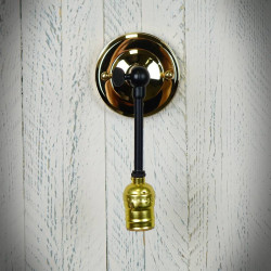 Wall Light LOFT Long Gold