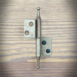 Furniture hinge RUSTYK left angle