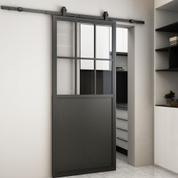 Sliding Door Systems and Industrial Glass Sliding Doors MODENA