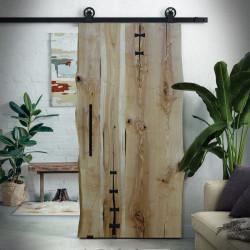 drzwi z jednego pnia