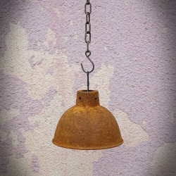Retro Rustic Lampshade 150mm