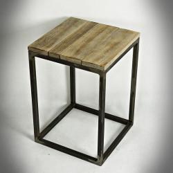Coffee table, cupboard, base, flowerpot GART