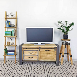 Chest Of Drawers TV Console FACTORY 3