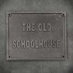 tablica żeliwna the old schoolhouse
