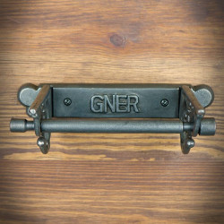 Toilet paper holder SPIRAL GNER