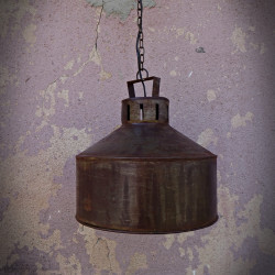 Rustic Hanging Lamp OLDA