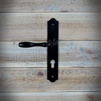 Steel lock door handle Bristol