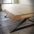oak tabletop Rustwood