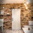 rustic style door guide