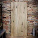 oak door FLINSTON with nails